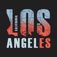 Typografie Los Angeles